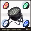10W RGBW LED Waterproof PAR Light의 14PCS