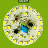 Módulo LED 9W 12W PCB Dia50mm 220V 110V AC