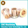 El cortocircuito de la precisión cambia trabajar a máquina de la producción de las piezas del CNC