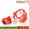 Mémoire 8GB de la forme USB de père de Joyeux Noël pour le cadeau de promotion