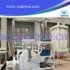 Tipo Pulverizer do disco para o material do LDPE do HDPE