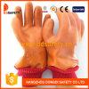 PVC Орандж ровный/перчатка Sandy законченный с акриловой горжеткой Liner-Dpv113