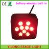 Batterie-Übermittler Builit Rgbaw im UVbatterie NENNWERT