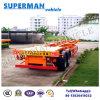 40FT Aanhangwagen van de Container van de Vrachtwagen van de Lading van het vervoer de Zware voor Verkoop