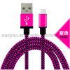 버전 2.0 /3.0A USB Type Male에 Type C Cable