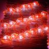 Beleuchtet dekorative Flamingo-Zeichenkette des heißen Verkaufs-2016 Dekoration-Licht