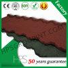 Het kleurrijke Bouwmateriaal 50 Jaar van de Kleur van de Garantie bedekte het GolfBlad van het Dakwerk van het Staal met een laag