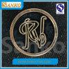 Кнопки сплава логоса высокого качества изготовленный на заказ