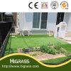 Alfombra sintetizada artificial de la hierba de la venta caliente para el uso comercial