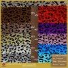 Helle Color Leopard Pattern PU Leather für Shoes (S148)