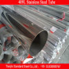 Ss 430 436L 439 tubulação 441 444 de aço inoxidável