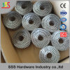 16 도 Screw Shank Bright Pointless Coil Nail 2.5X50 2  X. 099