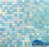 Miscela Color Melting Glass Square Mosaic per la piscina Exterior/di Interior
