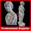 Venus Sculpture italiano Stone Carving per Hotel Project o giardino