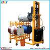 유압 교체 및 전기 죄는 드럼 쌓아올리는 기계 Yl350