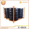 Plataforma caliente Yd-Wl-Tr005 del almacenaje de neumático del carro ligero  X72  de la venta 72