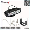 6  18W LED Work Light Bar voor ATV