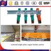Barre omnibus électrique de PVC de grue élevée de conductivité d'appareil mobile