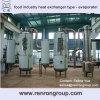 Тип теплообменного аппарата изготавливания пищевой промышленности - испаритель E-10