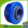 PU auf Cast Iron Core Wheels für Casters