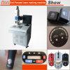 Конец нагнел машину маркировки лазера CNC с высоким качеством