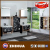 Штарка шкафа ванной комнаты способа от листа цветка UV (ZH-C878)