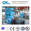 Compresor sin aceite del oxígeno del pistón de la etapa de la fila cinco de la vertical tres