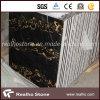 床タイルのためのPortoroの黒いイタリアの大理石の価格