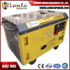 10kw13kVA Double Cylinder 공기 Cooled Silent Diesel Generator