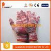Смешанным перчатка связанная цветом Dck513