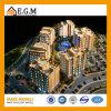 高品質のABS不動産モデルか作る建築モデルか商業建物モデルか家モデル製造またはAbzambimbawaのバートのアパートモデル