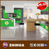 Grüner Küche-Schrank (ZH-C842)