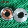Kundenspezifische hohe Präzisions-Aluminium CNC-maschinell bearbeitenteile für Autoteil-Ersatzteil