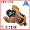 Aufbau-Hebemaschine-Höhenruder-Vorsichtsmaßnahmen, hochwertiger Aufbau-anhebendes Wurm-Fahrwerk-Reduzierer-Getriebe
