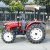 Precio del tractor de la rueda para el tractor 55HP con el pabellón