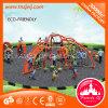 O Ce aprovou o campo de jogos ao ar livre da expansão do trabalho do ar dos miúdos do plástico