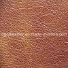 不規則な穀物の家具の革(QDL-52070)