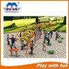 Cabritos multi de la diversión que suben el equipo de la gimnasia para los niños
