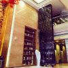 Projeto arquitectónico da divisória do divisor de quarto do aço inoxidável de Malaysia da tela da porta interior