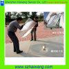 Lente de Fresnel cilíndrica para o concentrador solar