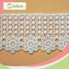 Новым подгонянный прибытием шнурок гипюра конструкции цветка вышивки красивейший