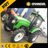 60HP 4WD Farming Tractors Lutong LT604 with Front Loader