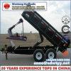 Cilindro hidráulico da série hidráulica da grua feito em China