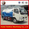 3, 000 Liter Abwasser-Saugförderwagen-