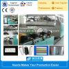 Plastikdurchbrennenfilm-Maschinen-Zeile