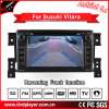 Hualinganandroid carro DVD de 5.1/1.6 gigahertz para a navegação audio grande de Suzuki Vitara GPS com conexão de WiFi