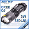 LED-Minitaschenlampen-Fackel (SL-FL-004)