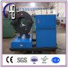 Máquina de friso da mangueira horizontal para a mangueira hidráulica