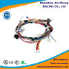 Asamblea de cable de encargo del conector hembra-varón impermeable M5
