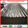波形を付けられる電流を通されるG60 SGCCの熱いすくい亜鉛シートに屋根を付ける